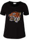 T-shirt med tigermotiv